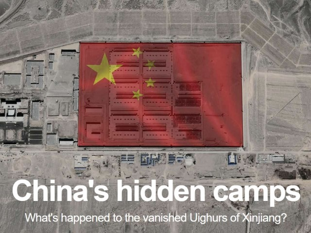 China's hidden camps What's happened to the vanished Uighurs
